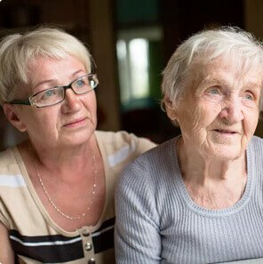 Live-in carer hosts Zoom bingo party for client's 94th birthday