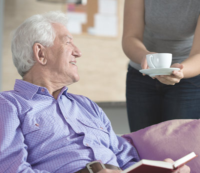 Surrey Home Care Services for an Elderly Person
